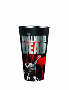 Walking Dead Chase Black Pint Glass Pre-Order ships March