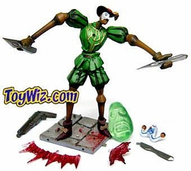 Devil May Cry Series 1 Trading Figures Green Marionette