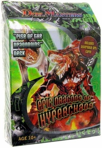Duel Masters Card Game DM-08 Epic Dragons of Hyperchaos Theme Deck Rise of the Dragonoids