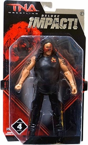 TNA Wrestling Deluxe Impact Series 4 Action Figure Abyss