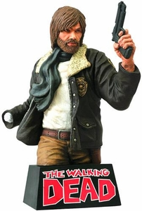 Walking Dead Comic Series Bust Bank Rick Grimes