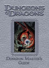 D&D Dungeons & Dragons 4th Edition Deluxe Dungeon Masters Guide