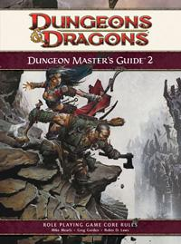 D&D Dungeons & Dragons 4th Edition Dungeon Master's Guide 2