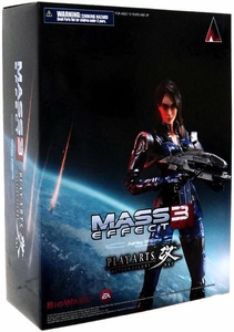 Play Arts Square Enix Kai Mass Effect 3 Action Figure Ashley Williams
