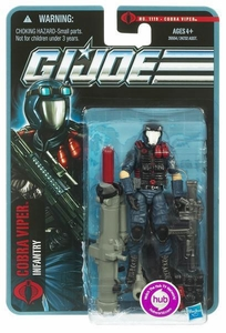 GI Joe Pursuit of Cobra 3 3/4 Inch Action Figure Cobra Viper [Infantry]