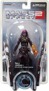 DC Direct Mass Effect 2 Series 1 Action Figure Tali