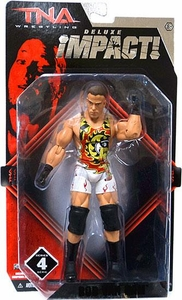 TNA Wrestling Deluxe Impact Series 4 Action Figure RVD