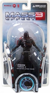 Big Fish Mass Effect 3 Series 2 Action Figure Legion