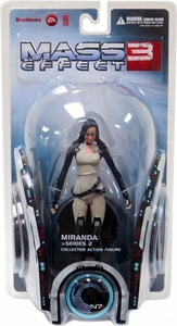 Big Fish Mass Effect 3 Series 2 Action Figure Miranda