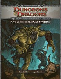 D&D Dungeons & Dragons 4th Edition P1 King of the Trollhaunt Warrens