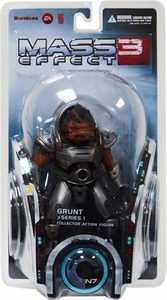 Big Fish Mass Effect 3 Series 1 Action Figure Grunt
