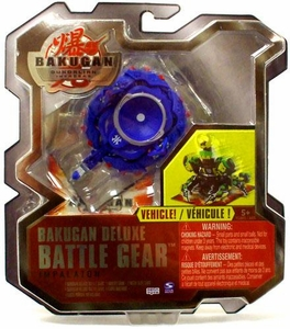 Bakugan Deluxe Electronic Battle Gear Aquos [Blue] Impalaton BLOWOUT SALE!