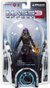 Big Fish Mass Effect 3 Series 1 Action Figure Tali
