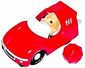 Zhu Zhu Pets Accessory Set Convertible Sports Car {Cozy Coupe}[Hamster NOT Included!]