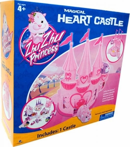 Magical Zhu Zhu Princess Playset Magical Heart Castle [Hamsters NOT Included!]