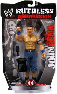 WWE Wrestling Ruthless Aggression Series 44 Action Figure John Cena