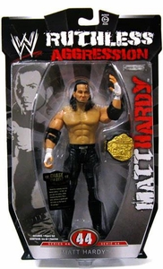WWE Wrestling Ruthless Aggression Series 44 Action Figure Matt Hardy