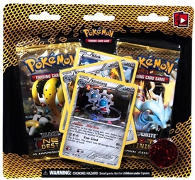 Pokemon Next Destinies Special Edition Klinklang Evolution Pack [2 Booster Packs & 3 Cards]