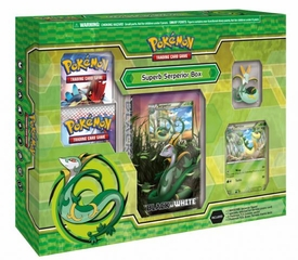 Pokemon Black & White Card Game Evolution Starter Box Superb Serperior