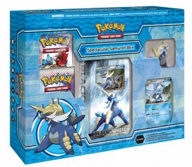 Pokemon Black & White Card Game Evolution Starter Box Spectacular Samurott