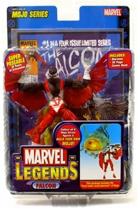 Marvel Legends Series 14 Action Figure Classic Falcon [Mojo Build-A-Figure]
