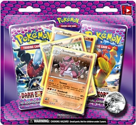 Pokemon Card Game Dark Explorers Special Edition [2 Booster Packs & 3 Promo Cards]