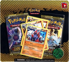 Pokemon Next Destinies Special Edition Gigalith Evolution Pack [2 Booster Packs & 3 Cards]