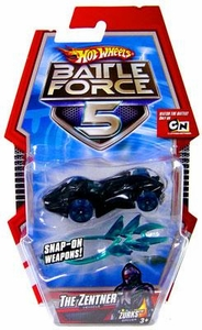Hot Wheels Battle Force 5 1:64 Scale Die Cast Car The Zentner