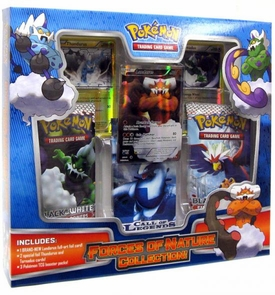 Pokemon Black & White Card Game Collection Forces of Nature [Includes Thundurus, Tornadus & Landorus Promo Cards!]