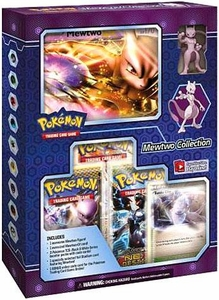 Pokemon Black & White Card Game Collection Mewtwo