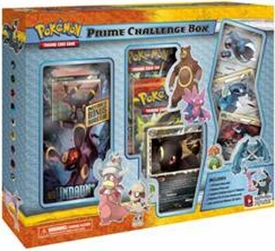 Pokemon Prime Challenge Box Undaunted Edition