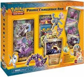 Pokemon Prime Challenge Box Triumphant Edition