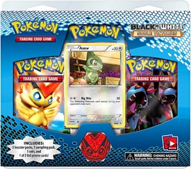 Pokemon Card Game Noble Victories Special Edition [3 Booster Packs & 1 Foil Promo Card]