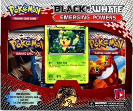Pokemon Card Game Emerging Powers Special Edition [3 Booster Packs, 1 Sampling Pack & 1 Foil Promo Card]