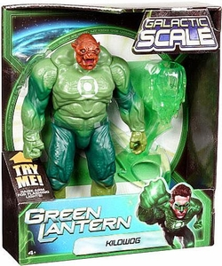 Green Lantern Movie Galactic Scale 10 Inch Deluxe Action Figure Kilowog