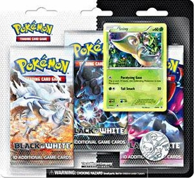 Pokemon Card Game Black & White Special Edition [3 Booster Packs & 1 Foil Promo Card]