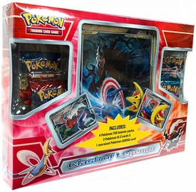 Pokemon Card Game Clash of Legends Special Edition [Darkrai & Cresselia LV.X Cards!]