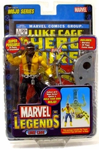 Marvel Legends Series 14 Action Figure Luke Cage [Mojo Build-A-Figure]