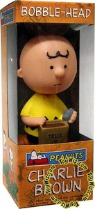 Funko Peanuts Wacky Wobbler Bobble Head Great Pumpkin Charlie Brown