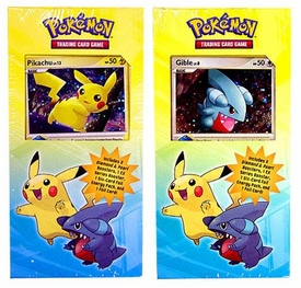 Pokemon Card Game Diamond & Pearl Set of 2 Power Packs [Pikachu & Gible Promo Packs]