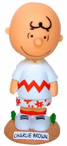 Funko Peanuts 2007 SDCC San Diego Comic Con Exclusive Wacky Wobbler Bobble Head Charlie Brown