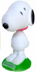 Funko Peanuts 2007 San Diego Comic Con Exclusive Wacky Wobbler Bobble Head Snoopy
