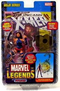 Marvel Legends Series 14 Action Figure Psylocke [Mojo Build-A-Figure]