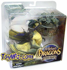McFarlane Toys Dragons Series 1 Action Figure Eternal Clan Dragon