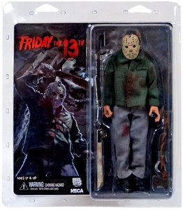 NECA Friday the 13th 8 Inch Action Doll Jason Voorhees