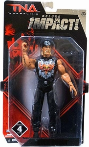 TNA Wrestling Deluxe Impact Series 4 Action Figure Hulk Hogan