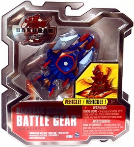 Bakugan Deluxe Electronic Battle Gear Aquos [Blue] Jakalier BLOWOUT SALE!