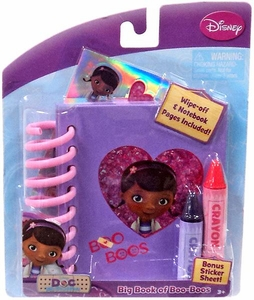 Disney Doc McStuffins Big Book of Boo-Boos