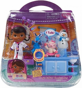 Disney Doc McStuffins Magic Talkin' Checkup Set