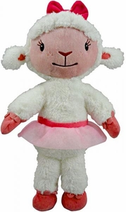 Disney Doc McStuffins 15 Inch Talking Plush Chit-Chattin' Lambie